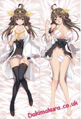 Kantai Collection - Battleship Kongou Dakimakura 3d pillow japanese anime pillowcase