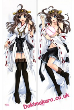 Kantai Collection - Battleship Kongou Dakimakura 3d pillow japanese anime pillowcase