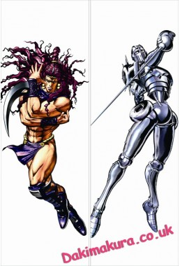 JoJos Bizarre Adventure dakimakura girlfriend body pillow cover