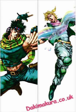 JoJos Bizarre Adventure Dakimakura 3d pillow japanese anime pillowcase
