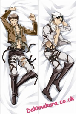 Attack on Titan- Levi Ackerman dakimakura girlfriend body pillow cover