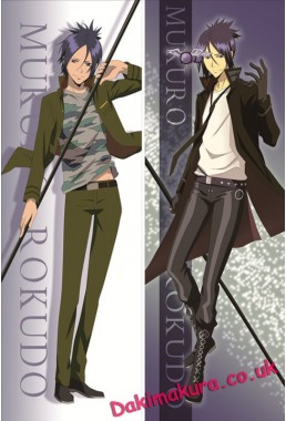 Reborn - Mukuro Rokudo Full body waifu anime pillowcases