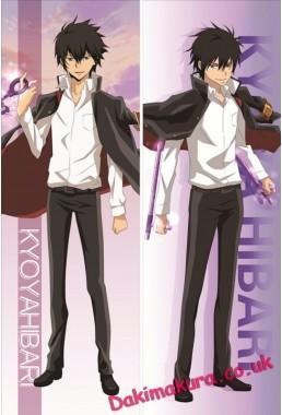 Reborn - Kyoya Hibari Dakimakura 3d pillow japanese anime pillowcase