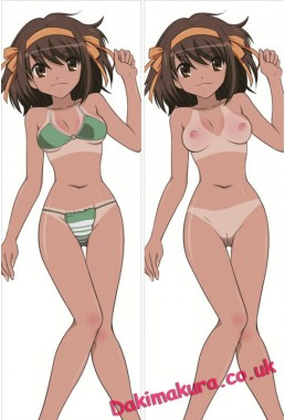 Haruhi Suzumiya Anime Dakimakura Japanese Hug Body PillowCases