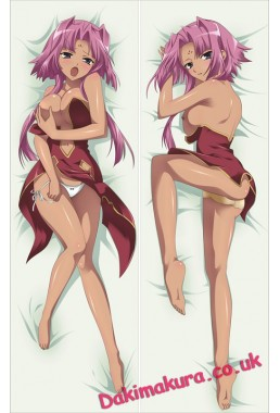 Koihime Musou Anime Dakimakura Japanese Hug Body PillowCases