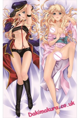 Macross Delta Hugging body anime cuddle pillow covers