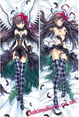 Puella Magi Madoka Magica - Homura Akemi Dakimakura 3d anime pillow case