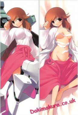 Mecha musume Anime Dakimakura Pillow Cover