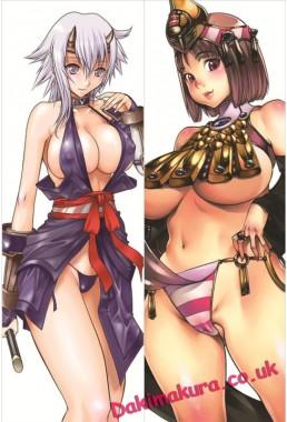 Queens Blade - Shizuka Anime Dakimakura Pillow Cover