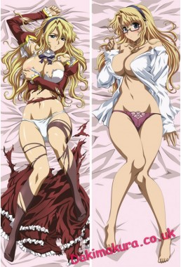 Freezing - Satellizer el Bridget Anime Dakimakura Pillow Cover