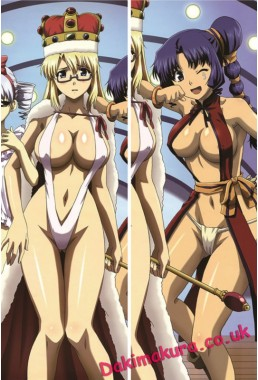 Freezing - Satellizer el Bridget - Rana Linchen Anime Dakimakura Pillow Cover
