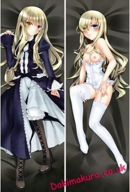 Rozen Maiden - Shinku Anime Dakimakura Japanese Love Body PillowCases