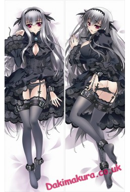 Rozen Maiden - Suigintou Dakimakura 3d japanese anime pillowcases