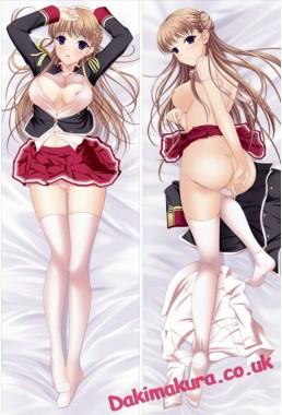 Walkure Romanze - Noel Marres Ascot Anime Dakimakura Pillow Cover