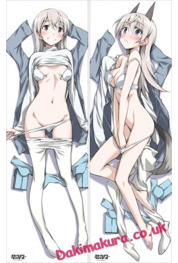 Strike Girl Anime Dakimakura Hugging Body PillowCases