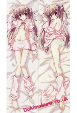 Naru Nanao artist Anime Dakimakura Japanese Love Body PillowCases