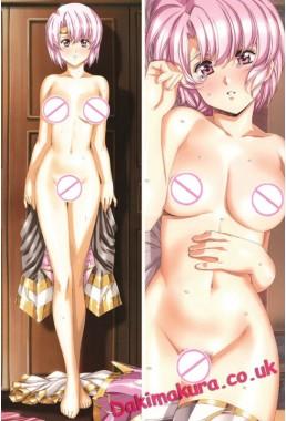 Satoshi Urushihara artist Anime Dakimakura Japanese Love Body PillowCases