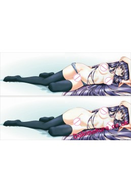 Satoshi Urushihara artist Anime Dakimakura Hugging Body PillowCases