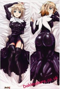 The Qwaser of Stigmata - Ekaterina Kurae Anime Dakimakura Pillow Cover