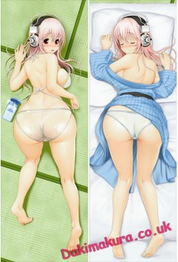 Super Sonico Dakimakura 3d japanese anime pillowcases