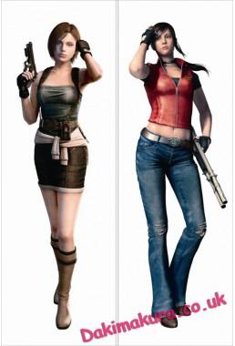 Resident Evil dakimakura girlfriend body pillow cover