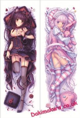 Nekopara - Vanilla Artist Sayori Dakimakura 3d japanese anime pillowcases