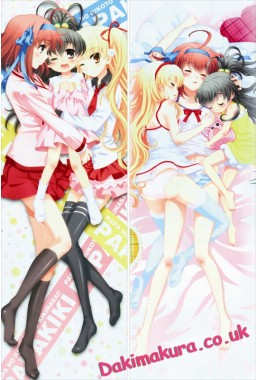 Listen to Me Girls I Am Your Father - Miu Takanashi - Sora Takanashi Anime Dakimakura Pillow Cover