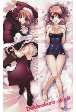 To Heart - Ikuno Komaki Anime Dakimakura Pillow Cover