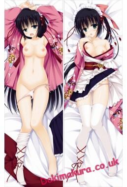 Amairo Islenauts - Yune Amagiri Anime Dakimakura Hugging Body Pillow Cover