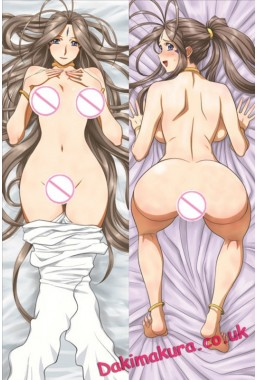 Ah My Goddess - Belldandy Anime Dakimakura Hugging Body Pillow Cover