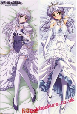 Brighter Than Dawning Blue - Feena Fam Earthlight Anime Dakimakura Hugging Body Pillow Cover