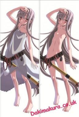 Migite ga Tomaranai Boku to,Osananajimi no Shimai - Kadokura Kokono Anime Dakimakura Pillow