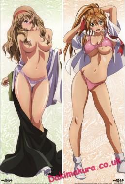 Battle Vixens - Hakufu Sonsaku Anime Dakimakura Love Body PillowCases