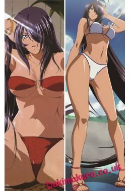 Battle Vixens - Kanu Unchou Anime Dakimakura Hugging Body Pillow Cover