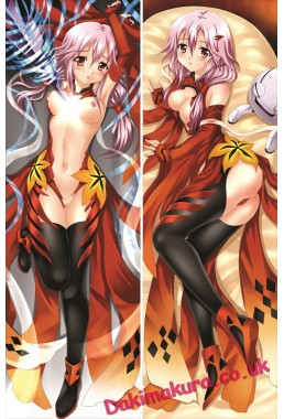 Guilty Crown - Inori Yuzuriha Anime Dakimakura Hugging Body Pillow Cover