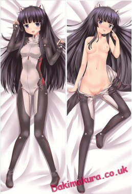 Guilty Crown - Tsugumi Anime Dakimakura Hugging Body Pillow Cover