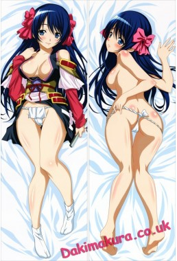 The Ambition of Oda Nobuna - Nagahide Niwa Anime Dakimakura Hugging Body Pillow Cover