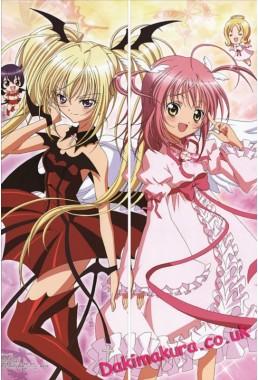 Shugo Chara- Amu Hinamori - Utau Hoshina Anime Dakimakura Pillow Cover
