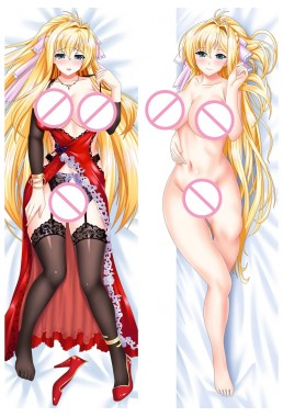 CLIP CRAFT Anime Dakimakura Japanese Love Body Pillow Cover