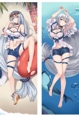 Azur Lane Anime Dakimakura Japanese Love Body Pillowcover Case