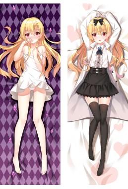 Arifureta From Commonplace to World's Strongest Yue Anime Dakimakura Japanese Love Body Pillowcover Case