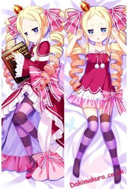 Beatrice - Re Zero Full body pillow anime waifu japanese anime pillow case