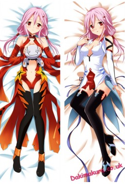 Inori Yuzuriha - Guilty Crown Japanese anime body pillow anime hugging pillow case