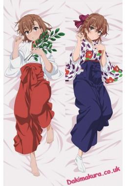 Misaka Mikoto - Toaru Majutsu no Index Full body pillow anime waifu japanese anime pillow case