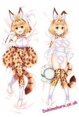 Serval - Kemono Friends Anime Dakimakura Japanese Hugging Body Pillow Cover