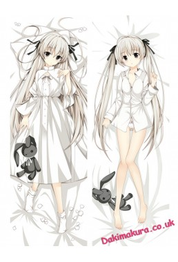 Sora Kasugano - Yosuga no Sora Anime Dakimakura Japanese Hugging Body Pillow Cover