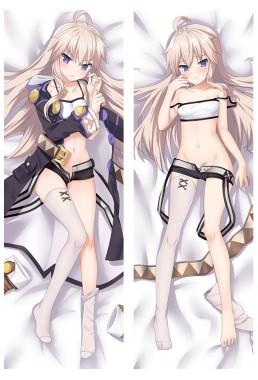 Zero - Grimoire of Zero Anime Dakimakura Japanese Hugging Body Pillow Cover