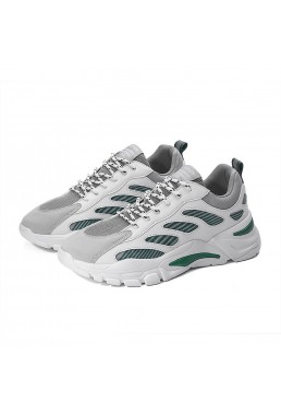 Best Sneakers Road Running Shoes White Green CN D118