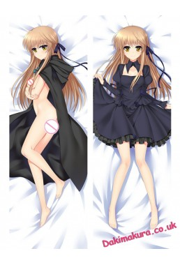 Akane Senri - Rewrite Anime Dakimakura Japanese Hugging Body Pillow Cover